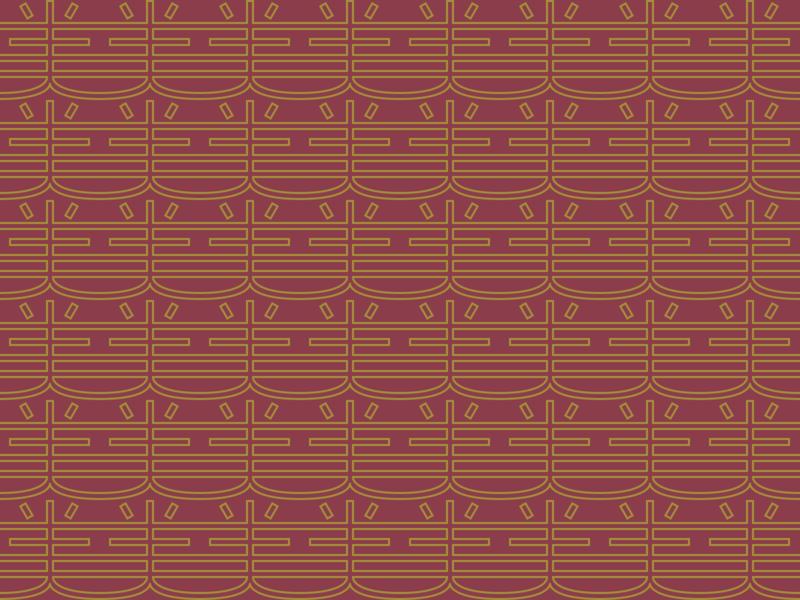 pattern 02 - mei (美)