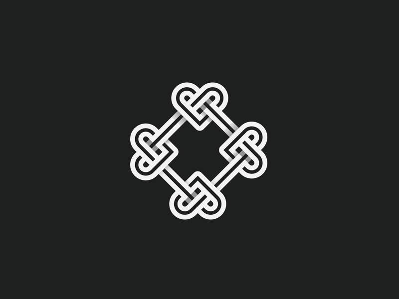 Celtic Knot Heart Icon