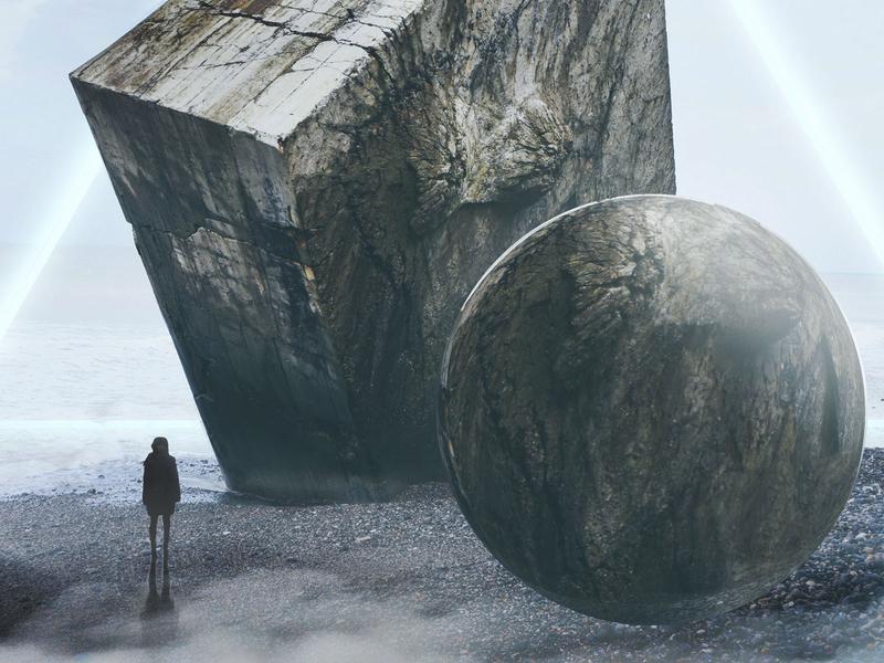 Sci-fi Concept Art 01