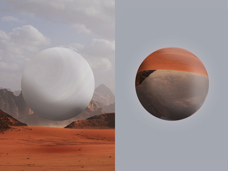 Sci-fi Concept Art 02
