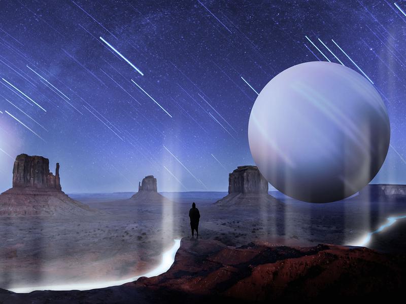 Sci-fi Concept Art 03