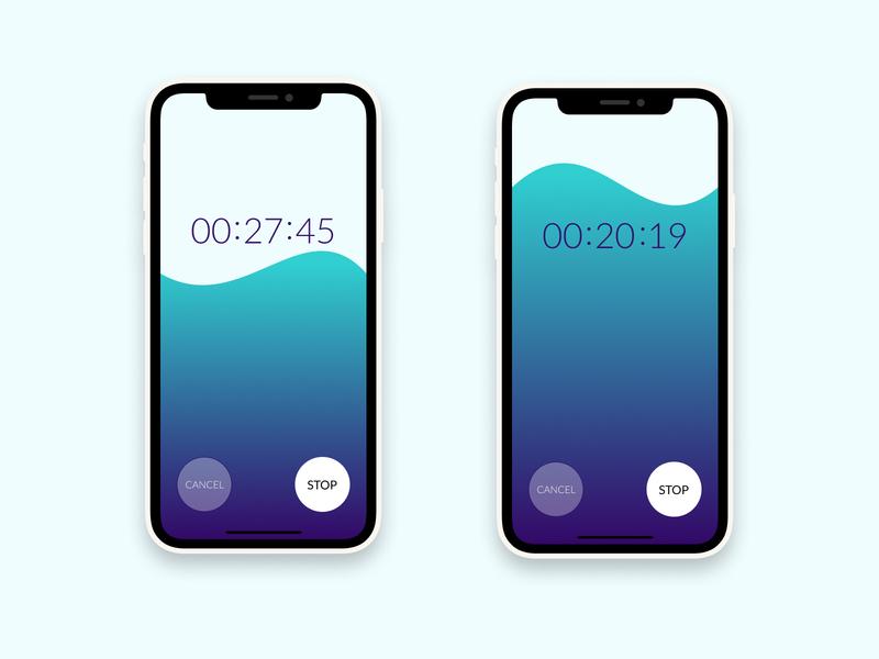 Daily UI Challenge 014 : Countdown Timer design ui dailyui014 daily 100 challenge dailyui
