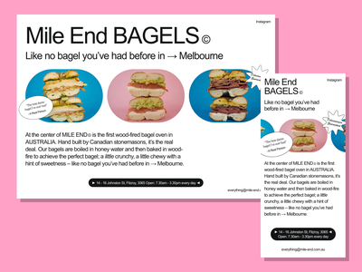 Me: Literally Just Vibing ✨ website design typography mobile website web clean ux ui