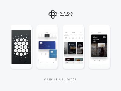 Pass App Design