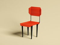 Bisela Chair | Conceptual Work