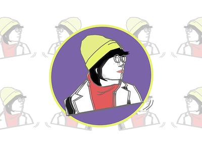 DailyUI088 - Avatar avatardesign avatar daily 100 challenge dailyui dailyui88 dailyui088