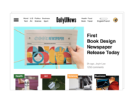 DailyUI094 - News