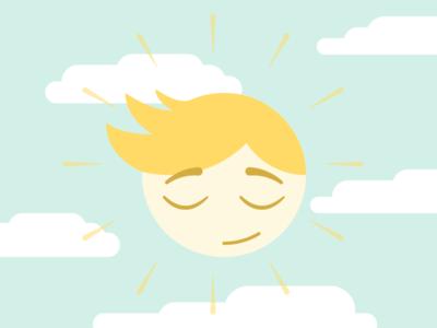 Illustration – Calm