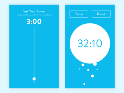 Daily UI #014 – Countdown Timer