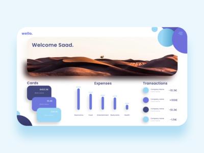 Digital Wallet Website