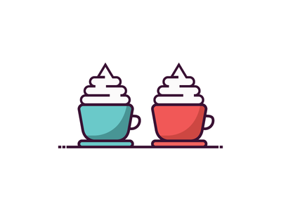 Espresso with Whipped Cream ☕