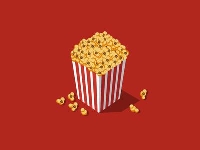 Caramel Popcorn FTW
