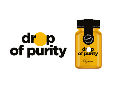 Logo Design 🍯🍯🍯 website lettering type graphic typography logo food branding icon app flat vector illustration design