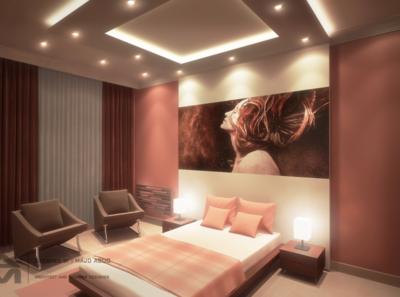 Girls bedroom ux visual effects architecture 3d design illustration archviz 3dsmax environment art digital 3d