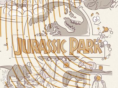 Jurassic Lines