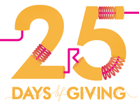 25 days of giving