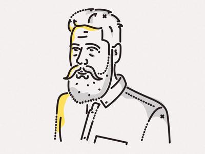 The mighty beard