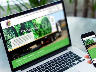 Amta website design