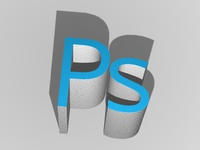 Photoshop 3d Text