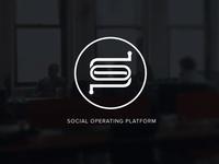Social Operating Platform Logo