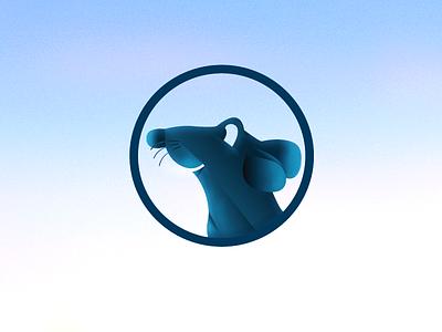 Remy Ratatouille ratatouille pixar film illustration french badge design