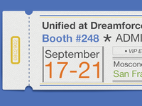 Admit All To Dreamforce
