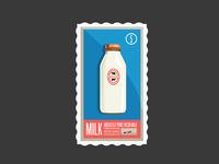 Milk Stamp