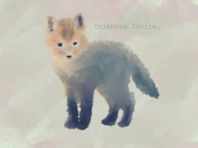 Baby Fox - Invite