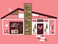 Mid-Century Modern House 05