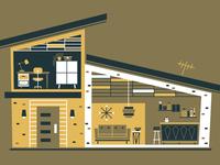 Mid-Century Modern House 03