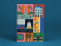 Barcelona Annual Diary