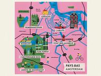 Amsterdam en rou libre🌷