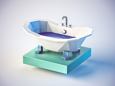 OHM Bathtub