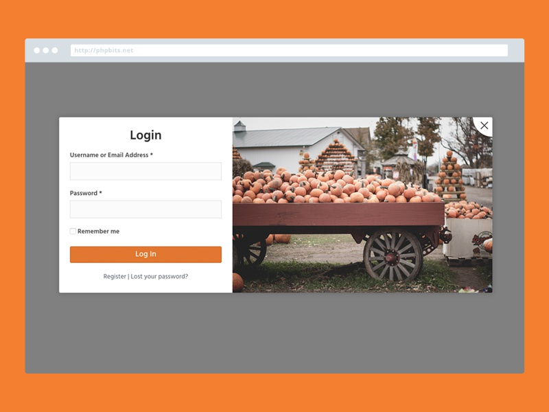 WooCommerce Login and Registration Modal Popup & Shortcode by