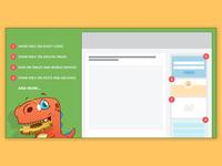 Widget Options for WordPress FB Ad