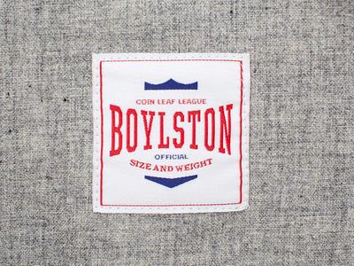 Boylston Trading Co x Mitchell & Ness