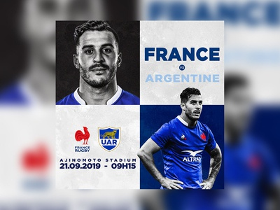 Sofiane Guitoune - Rugby World Cup