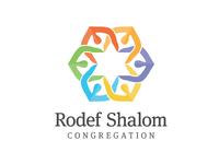 Rodef Shalom Logo