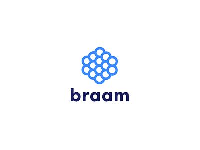 Braam logo branding