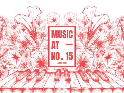 No 15 Logo
