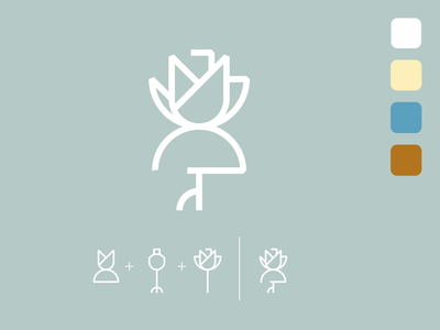 Roseblade logo design