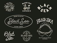 Black Sea logos