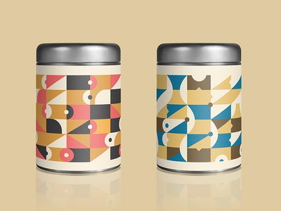 Tea Storage Containers & Tea Storage Containers by Jon Delman - Dribbble