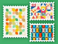 Stamps, stamps, stamps