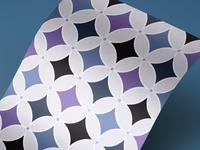 Starlight Pattern Paper Experiment