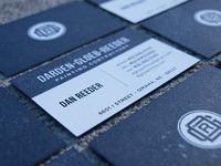 DGR Business Card