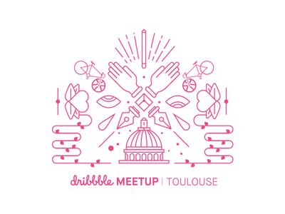 Dribbble Meetup Toulouse
