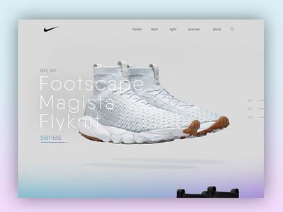 Nike Air Flyknit Magista
