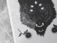 Howl attach dribbble