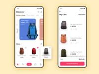 Bag Shopping App